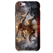 Hard case for iphone 6 / 6s - Diablo