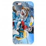 Hard case for iphone 6 / 6s - Smurfs 1