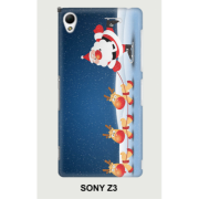 Hard PC Case for Sony Xperia Z3 D6603 D6653 - Crhistmas 1