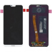 LCD Screen and Digitiger for Huawei P20 Lite - White