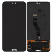 LCD Screen and Digitiger for Huawei P20 Pro - Black