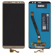 LCD Screen and Digitiger for Huawei Mate 10 Lite - Gold