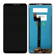 LCD Screen and Digitizer Assembly Replacement for Mi Max 3 - Black