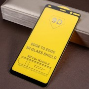 9D Anti-explosion Full Screen Covering Tempered Glass Protection Film for Nokia 9 PureView