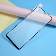 Silk Printing Tempered Glass Full Screen [Full Glue] Phone Protector Film for Huawei P30 Lite / nova 4e