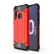 Armor Guard Plastic + TPU Hybrid Mobile Case for Huawei P Smart Plus 2019 / Enjoy 9s / nova 4 lite / Honor 10i - Red