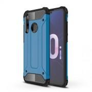 Armor Guard Plastic + TPU Hybrid Mobile Case for Huawei P Smart Plus 2019 / Enjoy 9s / nova 4 lite / Honor 10i - Baby Blue