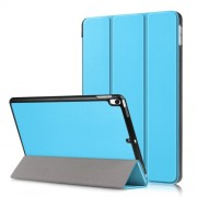 PU Leather Tri-fold Stand Tablet Case for iPad Air 10.5 inch (2019)/Pro 10.5-inch (2017) - Baby Blue