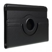 Litchi Texture PU Leather Protection Tablet Case with Stand for iPad mini (2019) 7.9 inch - Black