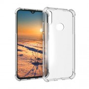 Drop-Proof Crystal Clear TPU Protection Case Cover for Huawei Y6 (2019)