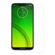 0.3mm Arc Edge Tempered Glass Screen Protection Film for Motorola Moto G7 Power