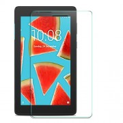 0.25mm 9H Full Size Tempered Glass Screen Protector Guard (Arc Edge) for Lenovo Tab E7 Tablet