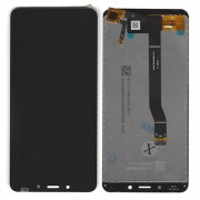 LCD Screen and Digitizer Assembly for Xiaomi Redmi 6 - Black
