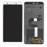 LCD Screen and Digitizer Assembly for Xiaomi Mi A2 (6X) - White