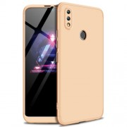 GKK Detachable 3-Piece Matte Hard Protection Case for Huawei Honor 8X Max - Gold