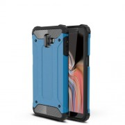 Tough Armor Υβριδική Θήκη Σιλικόνης TPU σε Συνδυαμό με Πλαστικό για Samsung Galaxy J6 Plus J610F / J6 Prime - Μπλε