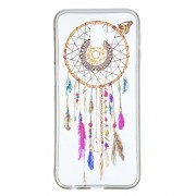 Pattern Printing IMD TPU Mobile Phone Case for Samsung Galaxy J6+ / J6 Prime - Dream Catcher