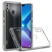 IMAK Anti-drop TPU Case + Screen Protector for Huawei Honor 8X - Transparent