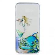 Θήκη Σιλικόνης TPU για Samsung Galaxy J4 Plus - Γοργόνα