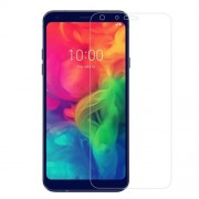 0.3mm Tempered Glass Screen Protector Guard Film Arc Edge for LG Q7