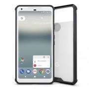 Υβριδική Θήκη Σιλικόνης TPU σε Συνδυαμό με Πλαστικό για Google Pixel 2 XL - Μαύρο