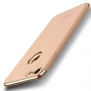 MOFI Guard Series 3 σε 1 Electroplating Θήκη Σκληρή για iPhone 8 - Χρυσαφί