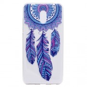 For Meizu M6 Soft TPU Ultra Patterned Ultra-thin Phone Casing - Dream Catcher