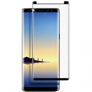 Anti-peep Full Screen Tempered Glass Protection Film for Samsung Galaxy Note 9 (Opening on Top)
