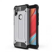 Tough Armor Υβριδική Θήκη Σιλικόνης TPU σε Συνδυαμό με Πλαστικό για Xiaomi Redmi S2 / Y2 - Γκρι