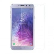 0.3mm Tempered Glass Screen Protector Guard Film for Samsung Galaxy J4 (2018) Arc Edge