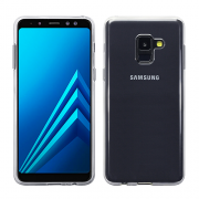 Ultra Thin Soft Clear TPU Phone Case for Samsung Galaxy J6 (2018)