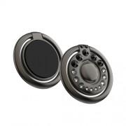 KINGXBAR Authorized Swarovski Δαχτυλίδι Βάση Στήριξης με Σβαρόφσκι για Smartphones - Μαύρο