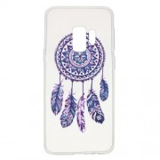 Pattern Printing Soft TPU Cell Phone Cover for Samsung Galaxy S9 SM-G960 - Dream Catcher