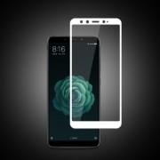 MOCOLO Full Coverage Full Glue Tempered Glass Screen Film for Xiaomi Mi 6X - White