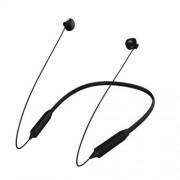 HBQ-iX Waterproof Bluetooth 4.2 In-ear Sports Magnetic Neckband Earphone - Black