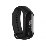 XIAOMI Mi Band 3 5ATM Waterproof Smart Wristband with Heart Rate Monitor - Black