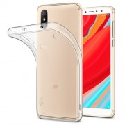 IMAK for Xiaomi Redmi S2 Stealth Clear TPU Case Phone Cover + Screen Protector Film