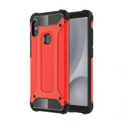Tough Armor Υβριδική Θήκη Σιλικόνης TPU σε Συνδυαμό με Πλαστικό για Xiaomi Redmi Note 5 / Note 5 Pro - Κόκκινο