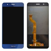 LCD Screen and Digitiger for Huawei Honor 8 - Blue