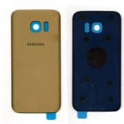 Battery Cover for Samsung Galaxy S7 G930 - Gold
