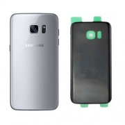 Battery Cover for Samsung Galaxy S7 G930 - Silver