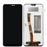 LCD Screen and Digitiger for Huawei P20 Lite - Black