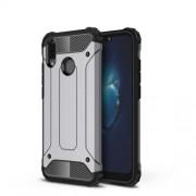 Armor Guard Plastic + TPU Combo Case for Huawei P20 Lite / Nova 3e (China) - Grey