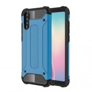 Armor Guard Plastic + TPU Combo Shell Case for Huawei P20 - Baby Blue