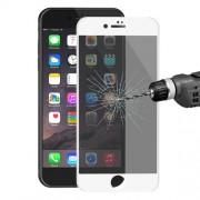 HAT PRINCE Anti-spy Σκληρυμένο Γυαλί (Tempered Glass) Προστασίας Οθόνης Πλήρης Κάλυψης για iPhone 7 - Λευκό