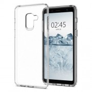 Transparent Soft TPU Phone Case for Samsung Galaxy A8 (2018)