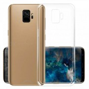 Transparent Soft TPU Protective Cell Phone Case Cover for Samsung Galaxy S9
