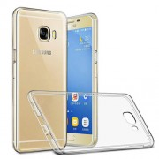 Ultra-thin TPU Gel Case for Samsung Galaxy On7 2016/J7 Prime - Transparent