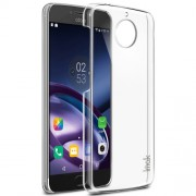 IMAK Crystal Case II for Motorola Moto G5S Scratch-resistant Clear PC Hard Cover
