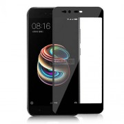 Full Covered Tempered Glass Screen Protector For Xiaomi Mi A1 / 5X - Black